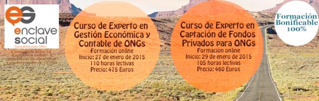 Experto en Gestión de ONGs Enero15 CABECERO